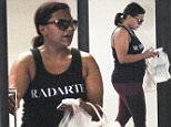 Family members are said to be shocked at Mindy Kaling's pregnancy. Her brotherVijay Jojo Chokal-Ingam (seen with her in a file photo) has declined to comment.