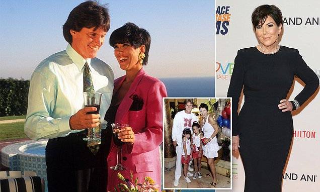 Kris Jenner describes falling in love with Caitlyn