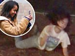 Malia Obama lost her iPhone while dancing up a storm  at the Lollapalooza music festival in Chicago on Friday