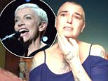 Annie Lennox revealed that she is 'concerned for the safety' of Sinead O'Connor after the singer posted a 12-minute video admitting she is suicidal and living in a New Jersey motel