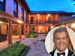 Hollywood actor Mel Gibson has listed his Costa Rican jungle mansion for sale at $29.75million. The property comes with three hilltop coral-stone villas, each fitted with several bedrooms and their own kitchen