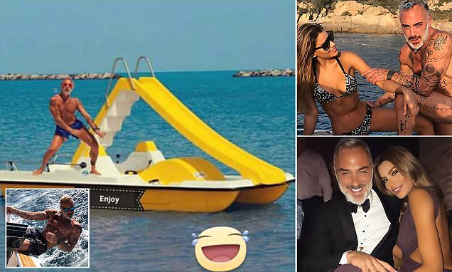 Italian playboy mocked after yacht and houses seized