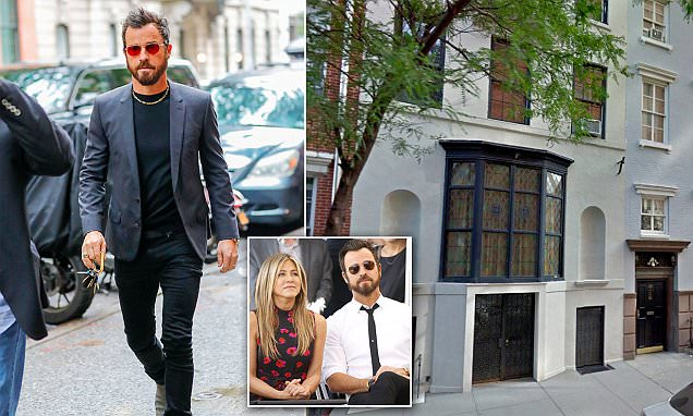 Justin Theroux's elderly neighbor sues for harassment