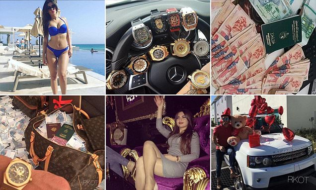 Rich Kids of Tunisia flaunt their wealth on Instagram