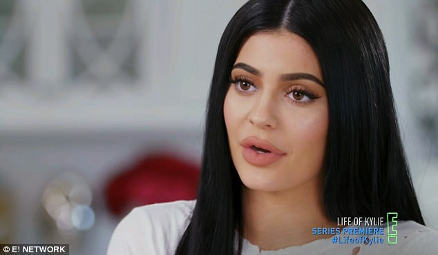Candid: Kylie has a new reality show, called the Life Of Kylie; The E! series also shows an inside look on what it's like to be the beauty mogul