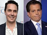 The New Yorker has released audio from the now infamous phone call former White House communications director Anthony Scaramucci (pictured, July 21) had withRyan Lizza, The New Yorker's Washington correspondent, pressing him to reveal who had leaked a piece of information to him about a dinner Trump attended