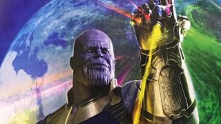 thanos avengers infinity war sdcc 2017
