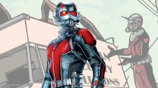 Ant-Man and the Wasp Easter Egg