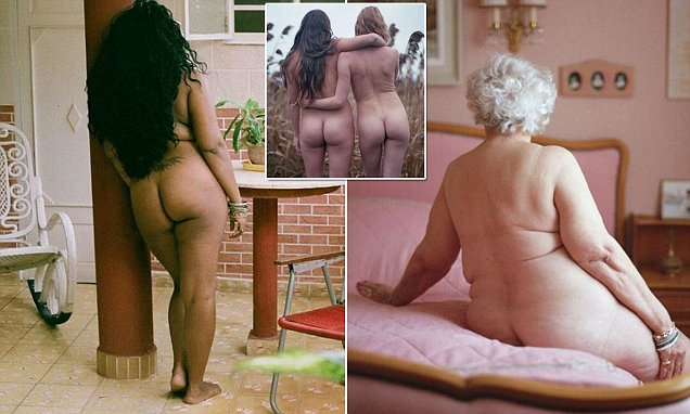 Artists capture 1,0001 bare bottoms for body positivity