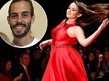 Big man: Derick Dillard (above with wife Jill and son Israel) attacked Jazz Jennings on Twitter Wednesday night while her reality show was airing on TLC