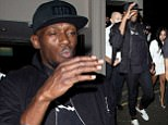*PREMIUM-EXCLUSIVE* London, UNITED KINGDOM  - *MUST CALL FOR PRICING BEFORE USAGE**Despite being injured at the World Athletics Championships, 100m Athletics sprinting legend Usain Bolt partied with his girlfriend Kasi Bennett at Libertines night club. They arrived at 1:40 am and left at 4:30 am. Usain was pulling a few faces on the way out and had a visible liquid stain by his groin outside Libertines.\nUsain and Kasi headed back to their hotel with a group of friends.\nPictured: Usain Bolt\nBACKGRID UK 14 AUGUST 2017 \nUK: +44 208 344 2007 / uksales@backgrid.com\nUSA: +1 310 798 9111 / usasales@backgrid.com\n*UK Clients - Pictures Containing Children\nPlease Pixelate Face Prior To Publication*