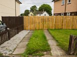 The Hull City Council employees built a 10-foot fence through a tenant's front garden which has prevented him from parking his car in his driveway