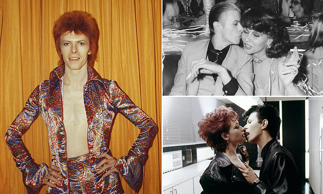 David Bowie slept with 13-year-olds and engaged in orgies
