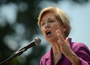Elizabeth Warren Single-Payer