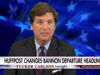 Carlson: Bannon One of Few in Trump WH Who 'Wouldn't Feel at Home' Working for Hillary Clinton