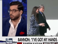 Raheem Kassam: 'Now Steve Bannon Knows Who The Enemies of the American People Are'