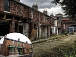 Images taken by urban explorer (who did not want to be named) of old Coronation Street, Granada Studios site in Manchester city centre. \\n\\nNORMAL FEES APPLY TO THESE PICTUES