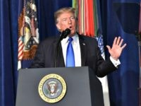 Trump's 'America First' Base Unhappy with Flip-Flop Afghanistan Speech