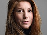 The body of missing journalist Kim Wall, 30, is not on board a submarine that sank in Copenhagen harbour after she was last seen on board, police say