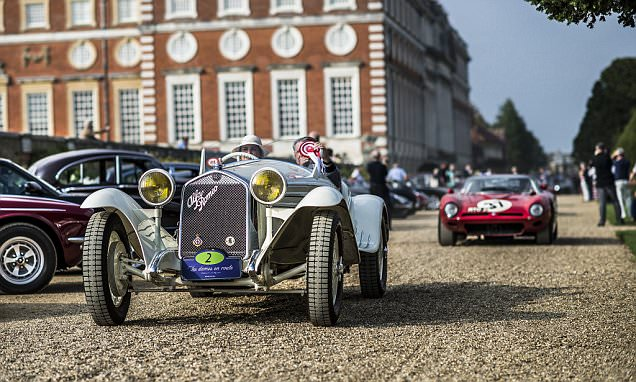 Ten of the best classic car events to visit this summer