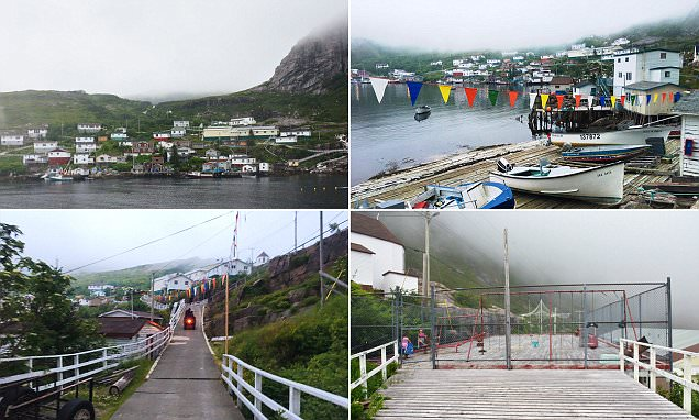 Inside one of the world's most remote towns, Francois