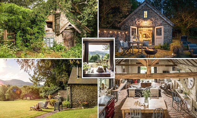 Is this Britain's quaintest holiday rental?