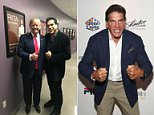 Lou Ferrigno, 65, told DailyMail.com in an exclusive interview he is perfectly suited tohead up the President's Council on Fitness, Sports and Nutrition