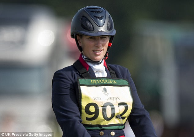 The accomplished eventer won team silver at the London 2012 Olympic Games