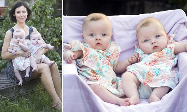 Incredible laser operation in the womb saved my twins