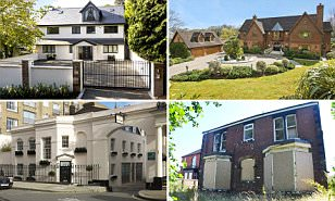 Britain's most popular homes for sale