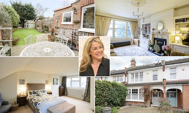 Sarah Beeny finds a £900k London four bed house for sale