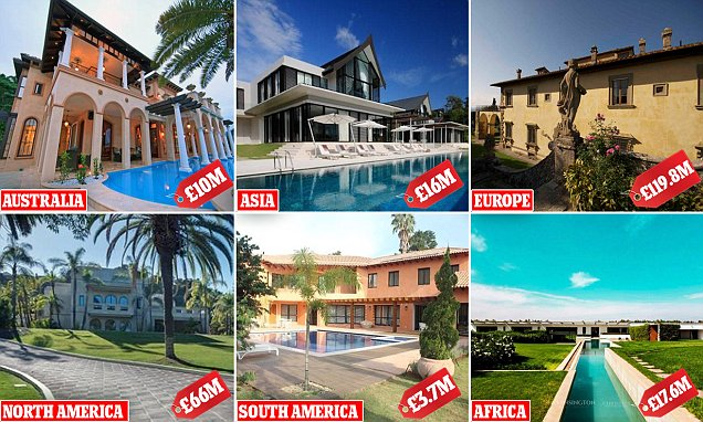 Rightmove's most expensive homes for sale