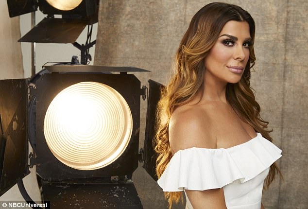 Extraordinary outburst: Siggy Flicker released a devastating take down of her Season 7 cast mates on the Real Housewives Of New Jersey on Monday