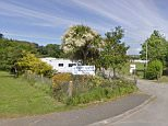 Police and ambulance were called to Knapp House Activity Centre (pictured) in Bideford, Devon