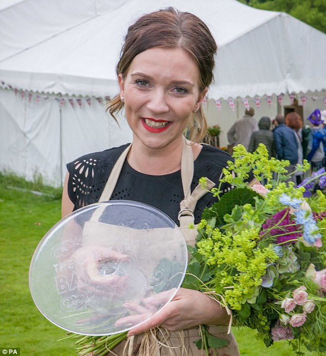 Candice was one of the most divisive Bake Off winners ever, as viewers loved or hated her bold lipstick choices and perfect pout