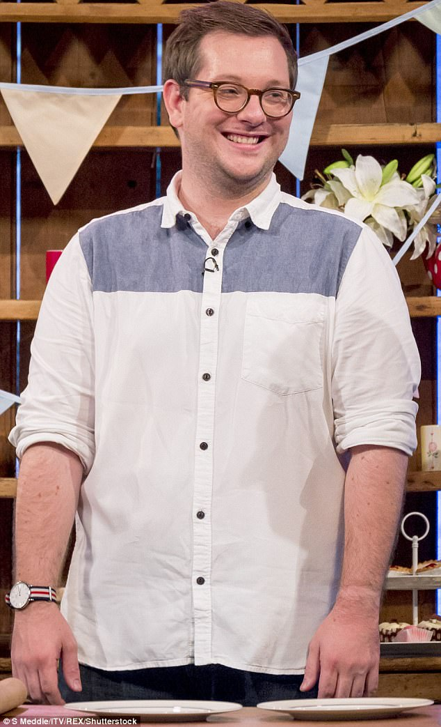 Edd, who has appeared on TV shows giving cooking demonstrations since his win in 2010, says he doesn't class himself as wealthy