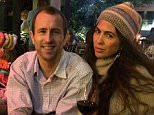 Isabella Hellmann, 41, (right) disappeared while sailing off the coast of the archipelago with her engineer husband of just three months Lewis Bennett, 38, (left) on May 15. The FBI now says that Bennett was in possession of rare stolen coins when he was rescued