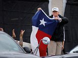 President Donald Trump backed off his claim that Texas would be 'up and running very, very quickly' after Tropical Storm Harvey on Tuesday afternoon