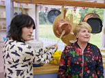 Fans of Britain's favourite cooking show appeared to miss Mel and Sue as new narrator and host Noel Fielding made his debut