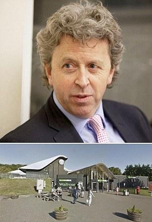 ParkingEye lose case over sleeping lawyer Nicholas Bowen