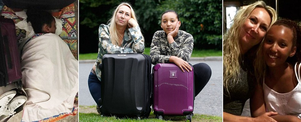 Mother and daughter rejected from Ryanair Alicante flight