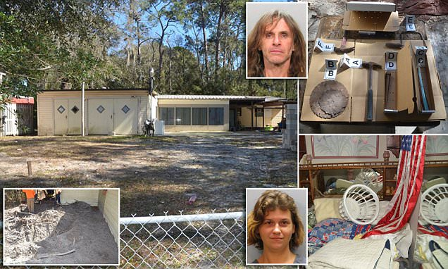 Florida home owned by man who 'killed woman' pictured