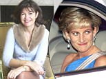 Princess Diana's astrologer Debbie Frank (pictured) claimed she predicted a huge event would take place on the weekend the royal died in a Paris car crash