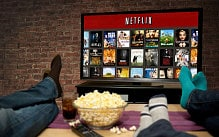 The service will face competition from French rivals such as the country's leading pay TV operator, Canal+, and Numericable