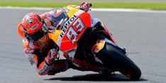 Márquez eager to bounce back from DNF