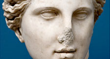 Aphrodite was the ancient Greek goddess of love, beauty, and fertility.