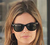 Boho beauty: Rachel Bilson showed off her legs in a pair of denim shorts as she enjoyed lunch with friends at Joan's in LA