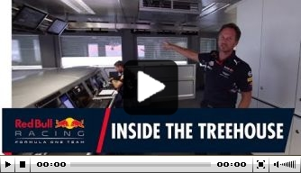 Video: Red Bull's F1 race day control room