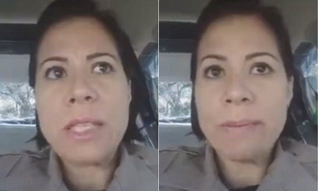 Lydia Marquez posts video after daughter asks why she risks her life every day