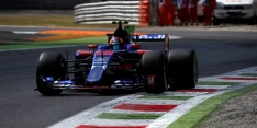 Toro Rosso lacked pace for points - Sainz Jr.